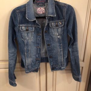 Abercrombie authentic vintage jacket #157